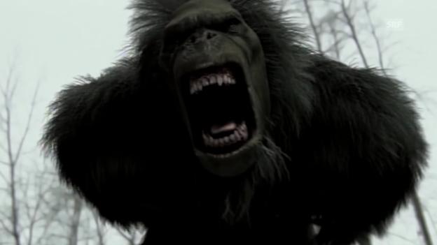 Video «Filmschrott: «Bigfoot»» abspielen