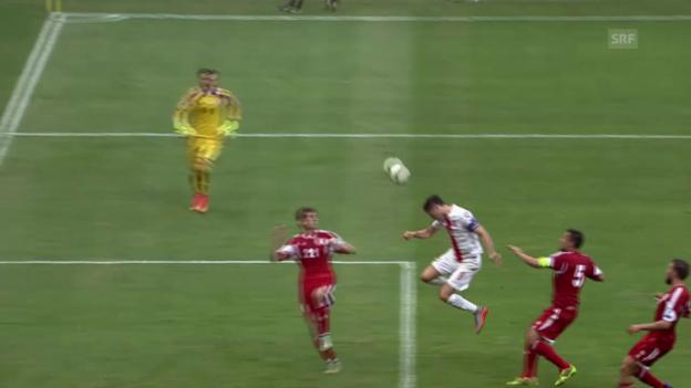 Video «Fussball: EM-Quali, POL-GEO» abspielen