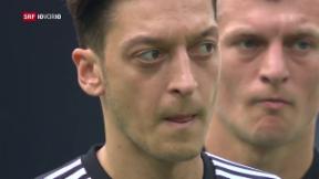 Video «Mesut Özils Rücktritt elektrisiert» abspielen