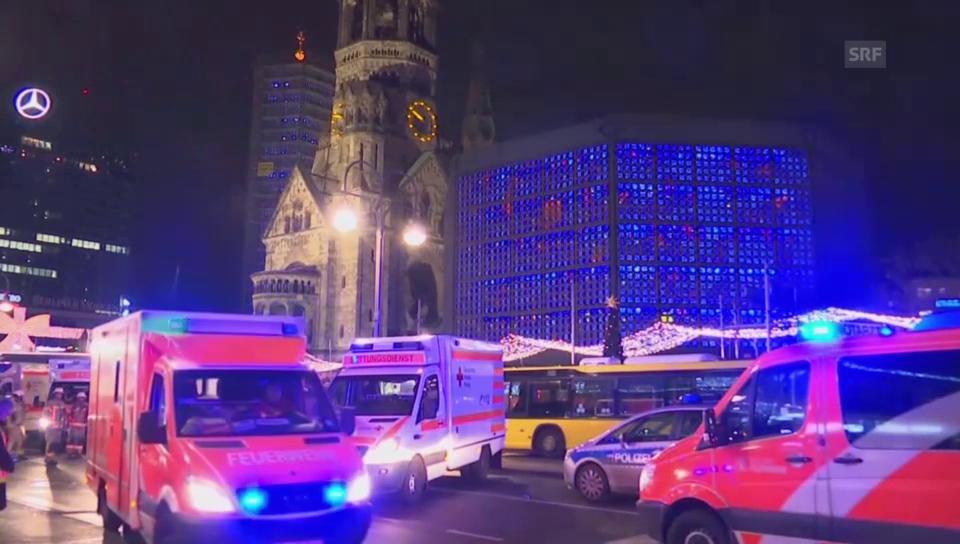 Die Ereignisse am Berliner Weihnachtsmarkt