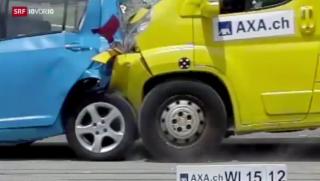 Video «Unfall-Risiko Kleintransporter» abspielen