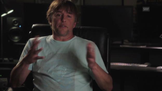 Video «Regisseur Richard Linklater: «Die Zeit war unsere wichtigste Ressource»» abspielen