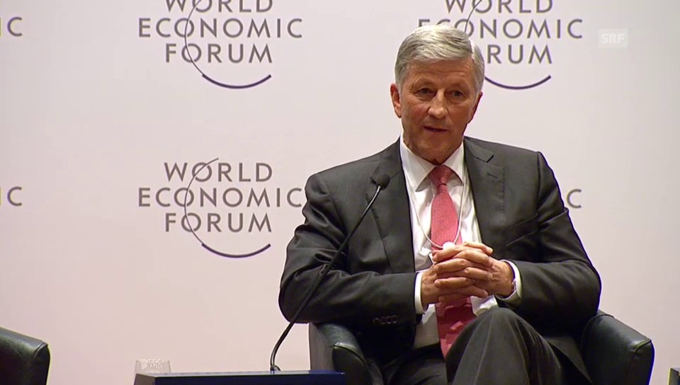 Adecco-Präsident Dörig zum Erfolgsmodell Schweiz
