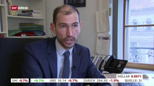 Video «SRF Börse vom 30.01.2017» abspielen