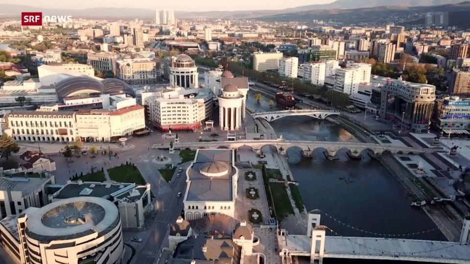 Nord Mazedonien ist über die EU-Beitrittsverhandlungen enttäuscht
