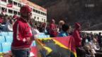 Video «So erlebte Schangnau die Medaillenfahrt von Feuz» abspielen