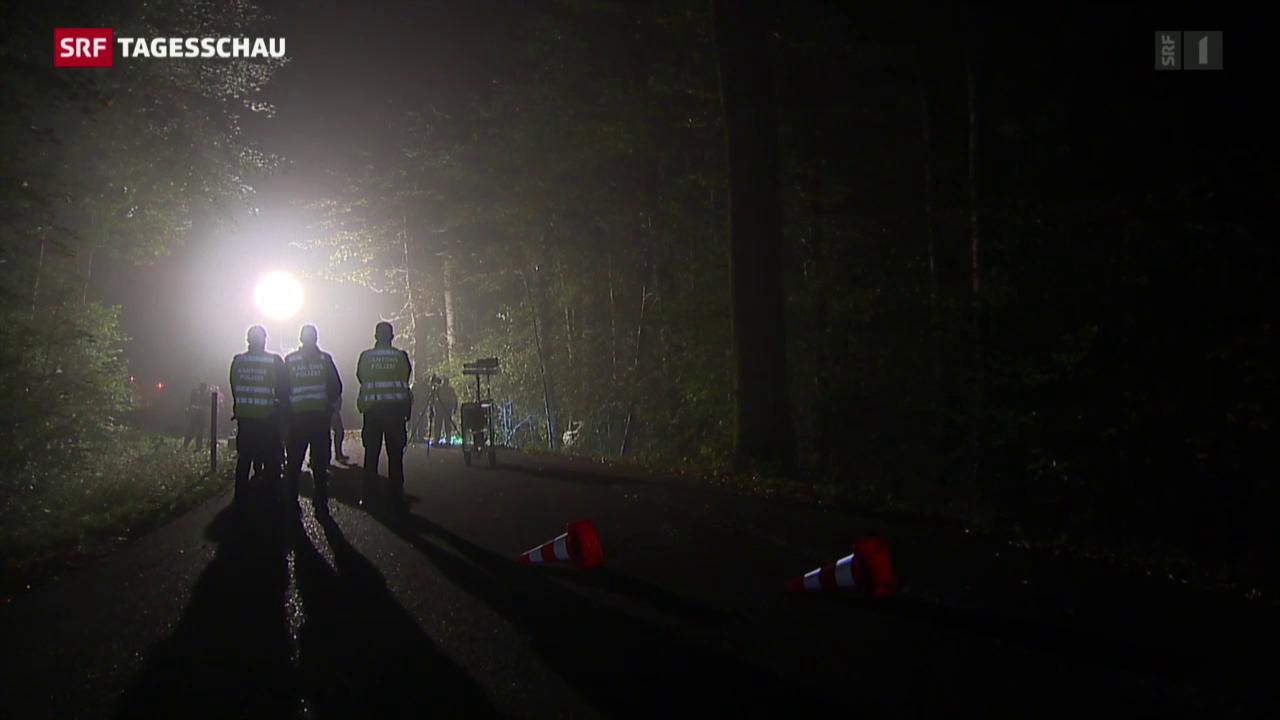 Fünf Männer sterben bei Unfall