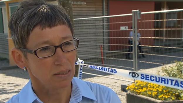 Video «Alpnacher Gemeindepräsidentin bezieht Stellung» abspielen