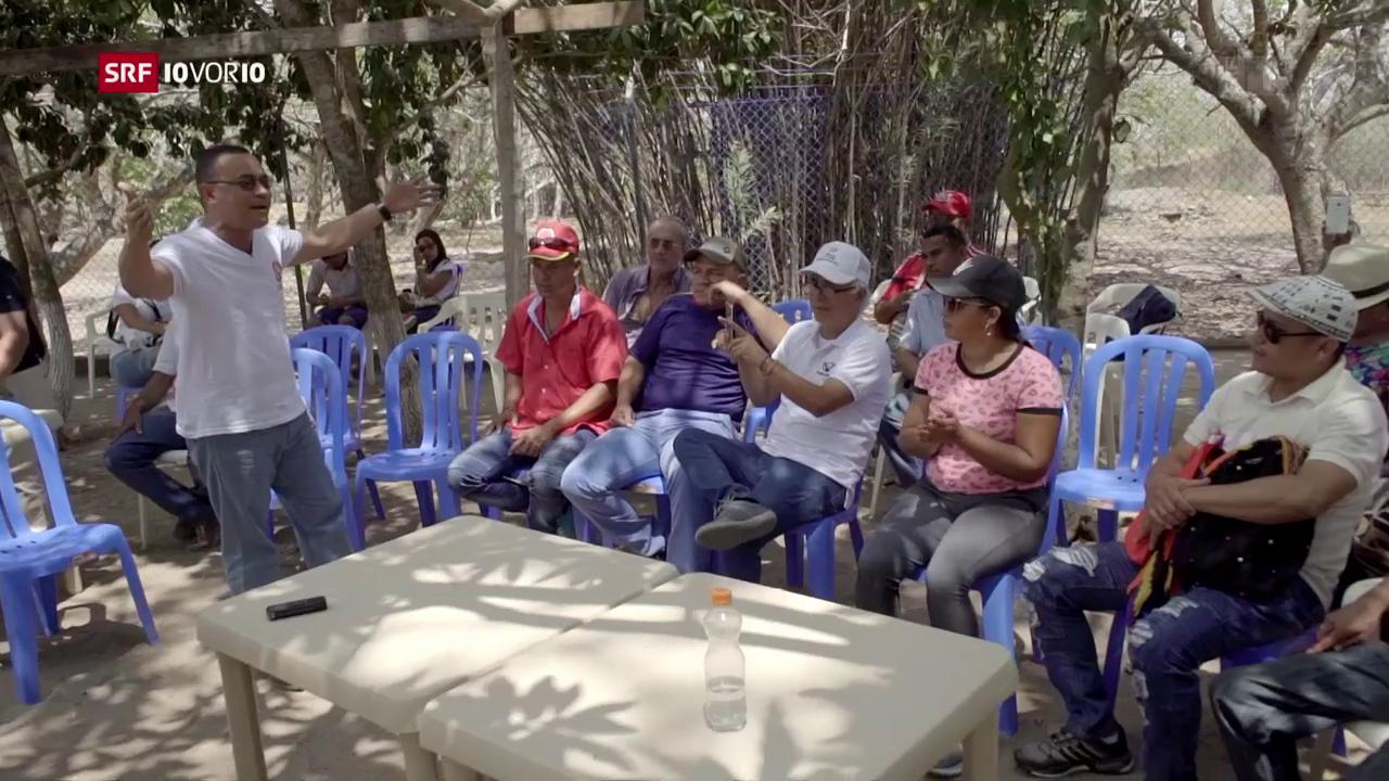 Die FARC steht zur Wahl