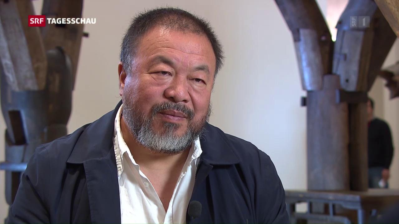 Ai Weiwei in Bern