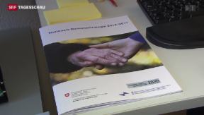 Video «Demenzkonferenz in Genf» abspielen