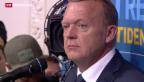 Video «Dänemark erhält rechte Regierung» abspielen