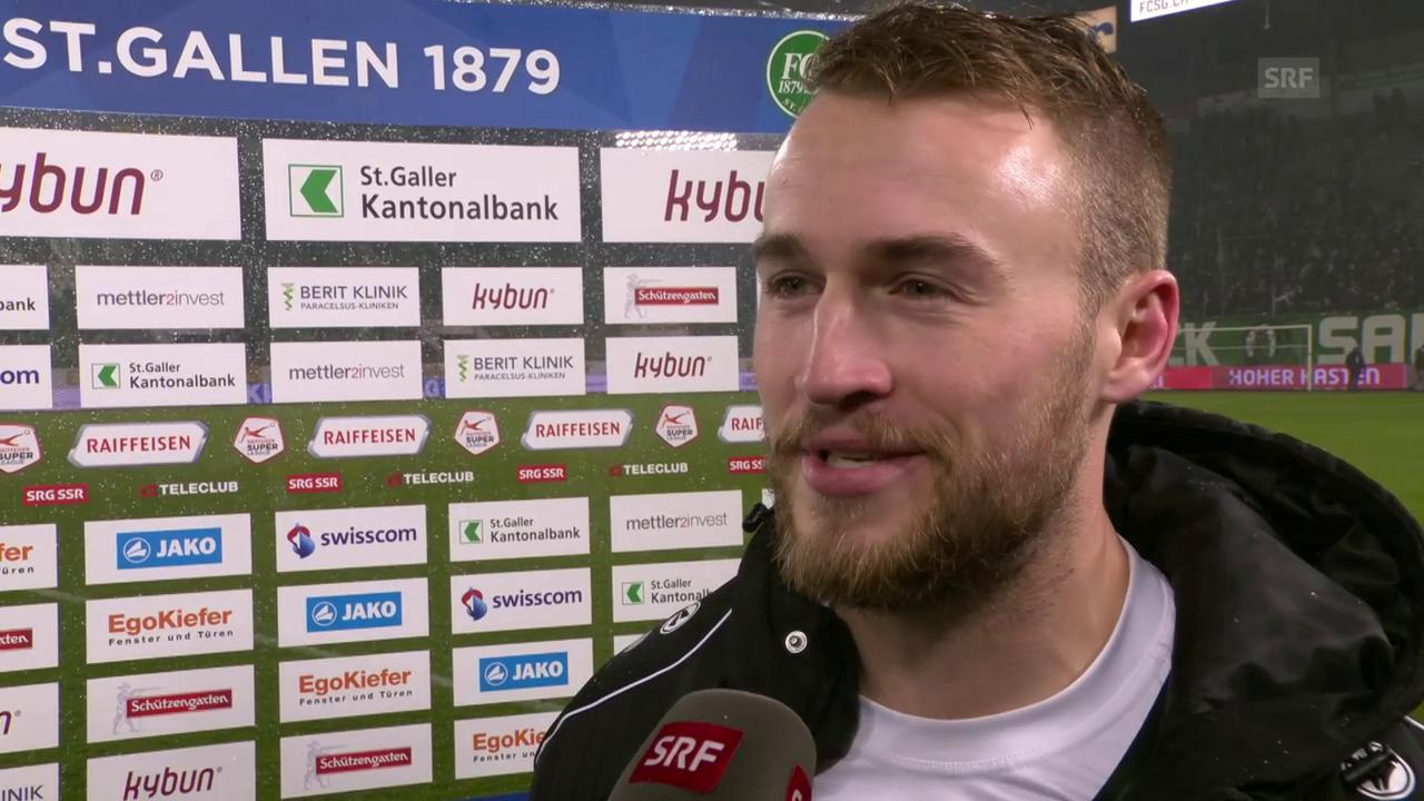 Sigurjonsson: «Es war emotional, aber es hat Spass gemacht»