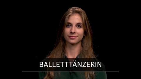 Eine Ballettänzerin räumt mit Vorurteilen auf