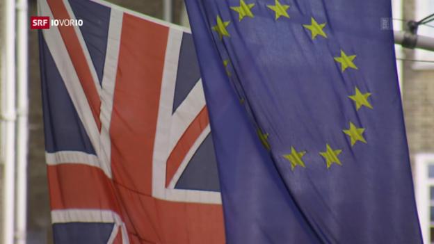Video «Brexit: Bleiben sie Freunde?» abspielen