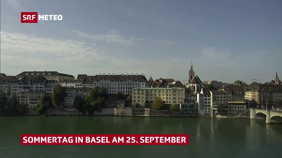 Basel Sommertag