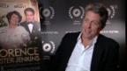 Video «Hugh Grant mit neuem Film im Kino» abspielen