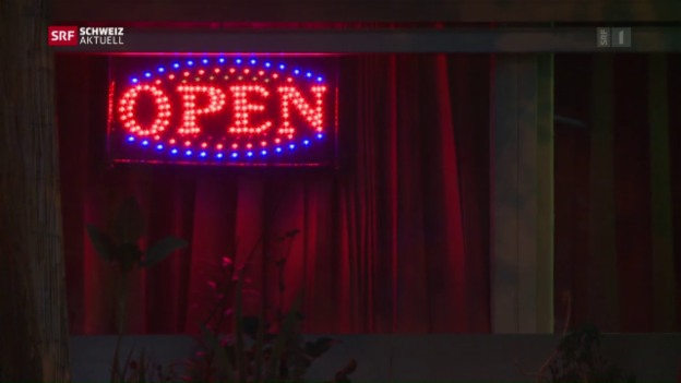 Video «Menschenhandel in Bern aufgeflogen» abspielen