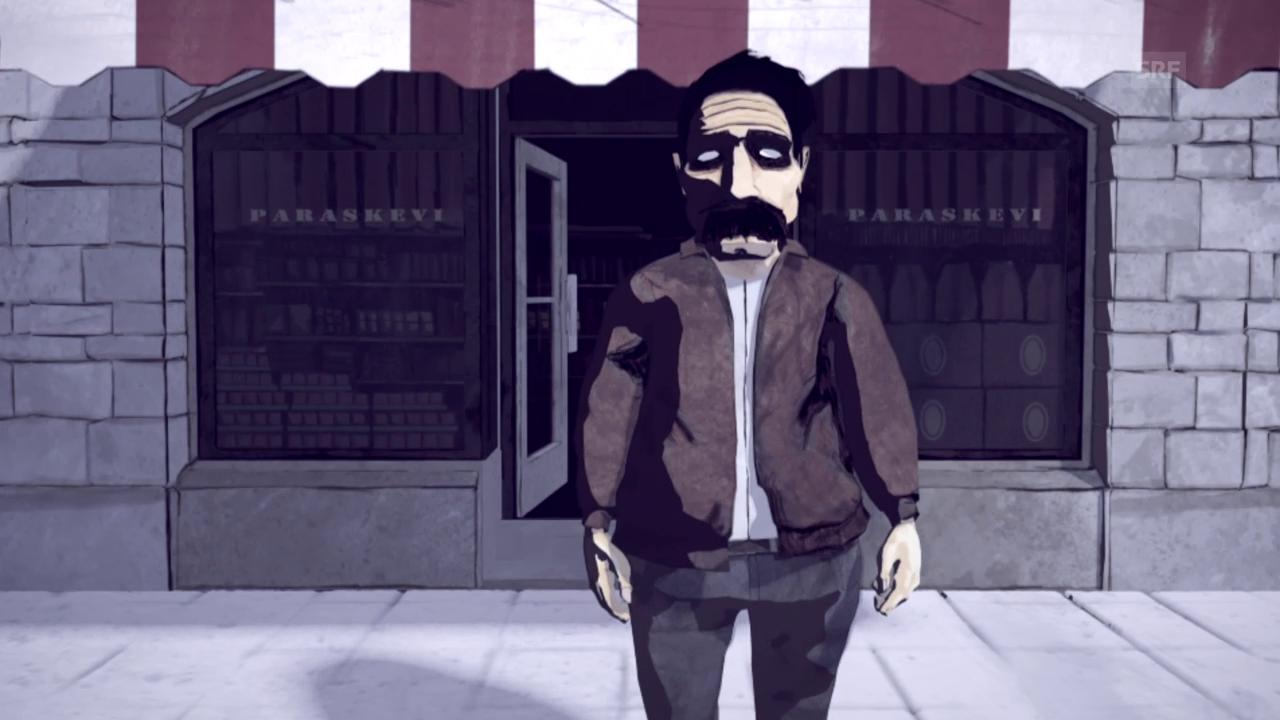 Kurzfilm: «Liver»