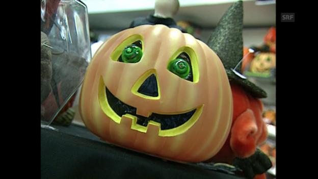 Video «Kulturelle Eigenheiten: Halloween (7/29)» abspielen