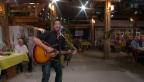 Video «Der Ostschweizer Sänger und Songwriter Roger de Vin» abspielen