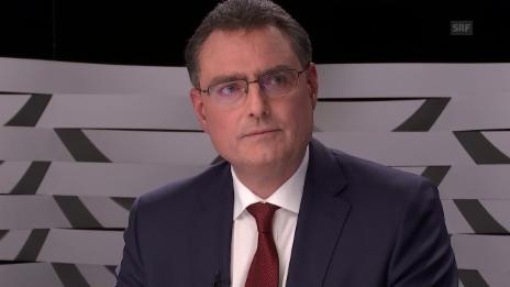 Video «Wie gefährlich ist Bitcoin? Thomas Jordan und Axel Weber» abspielen