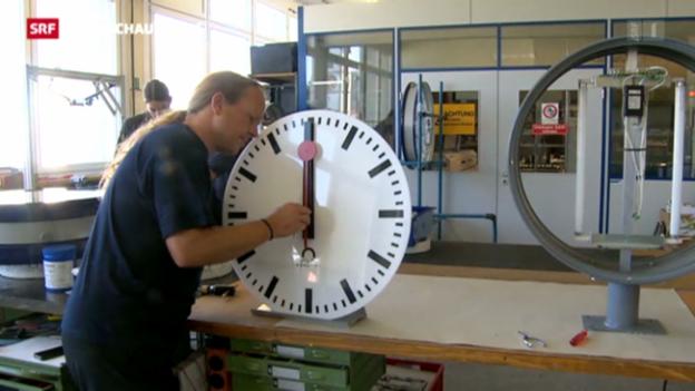 Video «Moser-Baer AG feiert Jubiläum» abspielen