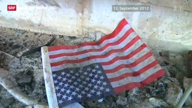 Video «US-Mission Bengasi» abspielen