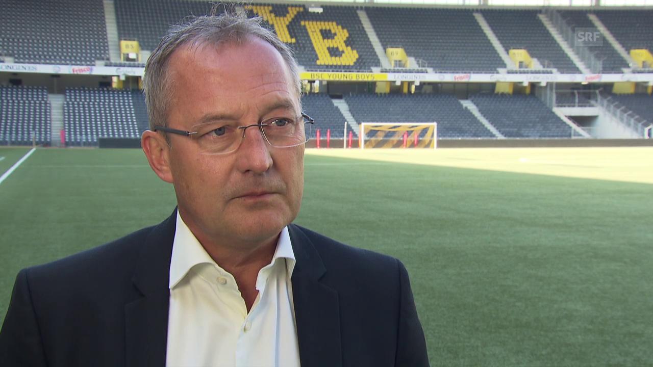 Fussball: Fredy Bickel über den Rücktritt von Lucien Favre