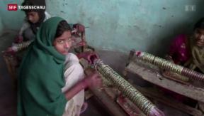 Video «Kinder müssen weniger arbeiten» abspielen