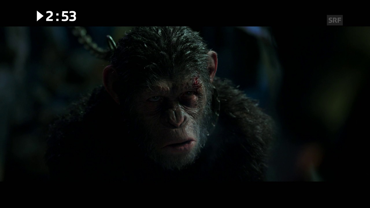 Filmstart diese Woche: «War for the Planet of the Apes»