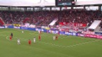 Video «Fussball: Super League, Thun - Basel» abspielen