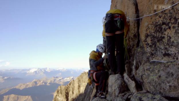 Video «Rettung am Berg» abspielen