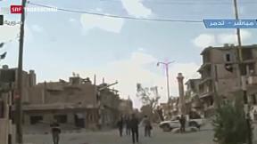 Video «IS aus Palmyra vertrieben» abspielen