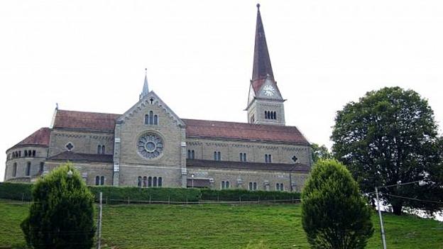 Glockengeläut der Kirche St. Philipp Neri, Reussbühl
