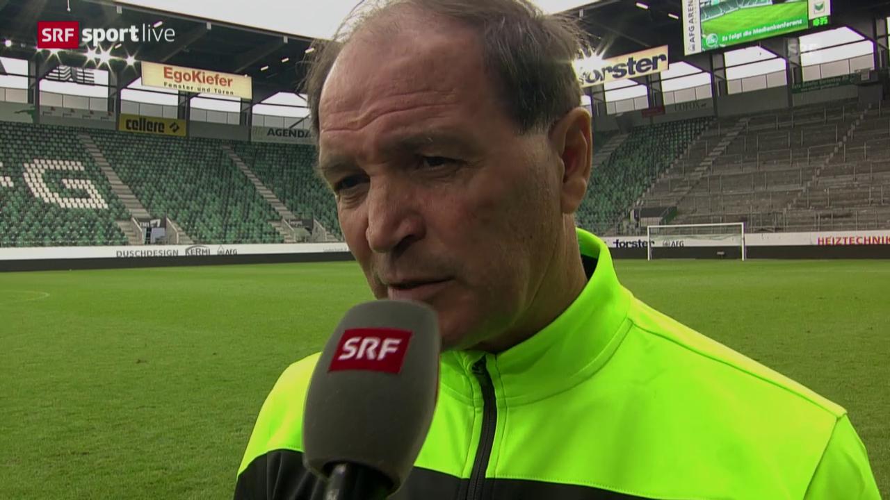 Fussball: Raimondo Ponte im Interview