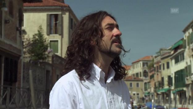 Video «Gondoliere über «Take-Away-Touristen» (Aus «Das Venedig-Prinzip»)» abspielen
