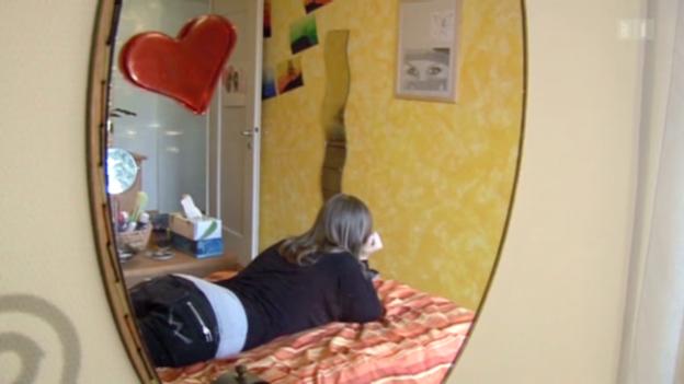 Video «Salome - ein Kind wird Mutter» abspielen