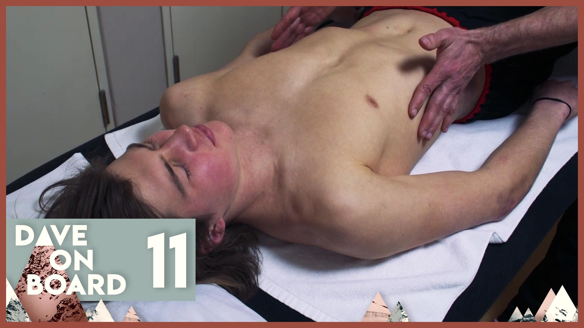 Osteopath soll Rücken heilen