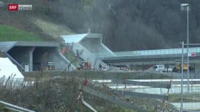 Video «Vorfreude auf den Gotthard-Basistunnel» abspielen