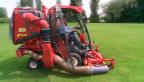 Video «Sonja Hasler wünscht sich Rasenmäher-Fahrt» abspielen