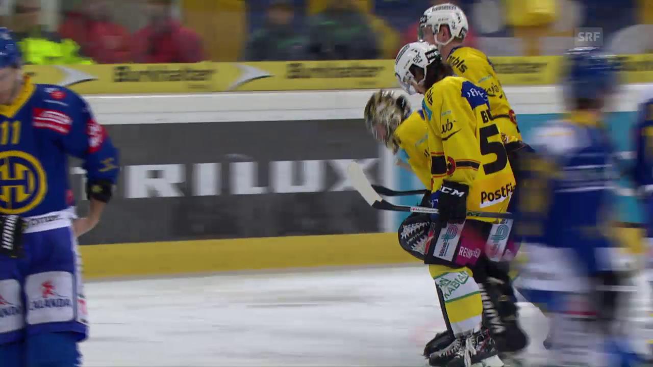 Berns Meistersaison: Trotz zahlreicher Hürden zum Triumph