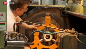 Video «FOKUS: Firmen in Nöten nach SNB-Entscheid» abspielen