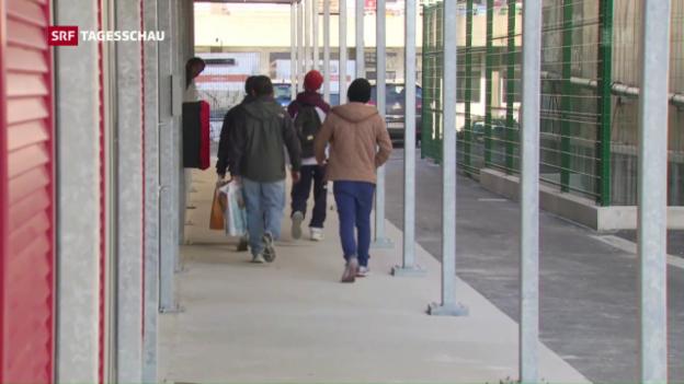 Video «Standards für unbegleitete minderjährige Flüchtlinge» abspielen
