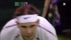Video «Der letzte Ernstkampf von Rafael Nadal in Wimbledon» abspielen