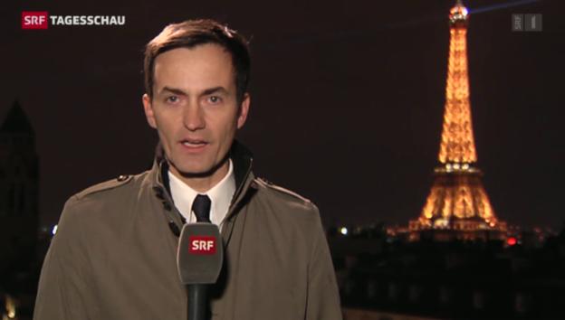 Video «SRF-Korrespondent Gerber zum Regierungsmanöver» abspielen