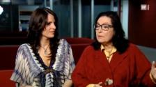 Video «Nana Mouskouri verzaubert die Schweiz» abspielen