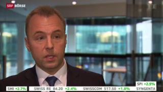 Video «Banken zeigen sich optimistisch» abspielen
