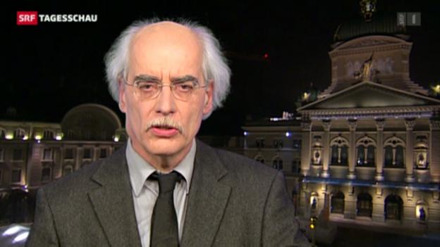 Video «Islamwissenschaftler Rainhard Schulze zu Assads Rede» abspielen