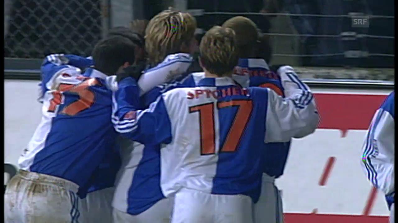 Der legendäre Cup-Halbfinal 2004